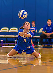2014-10-26 NCAA: Yeshiva vs Maritime Women's Volleyball