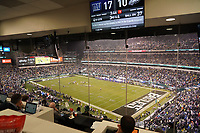 Blick aus der Pressebox im Lincoln Financial Field - 09.12.2019: Philadelphia Eagles vs. New York Giants, Monday Night Football, Lincoln Financial Field