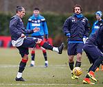 16.3.2018: Rangers training:<br /> Bruno Alves