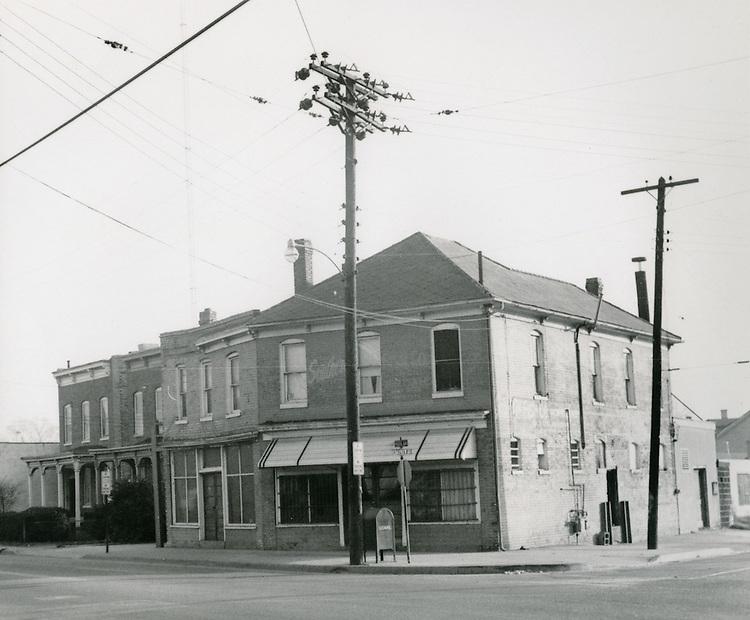 UNDATED..Historical...Corner of Corprew Avenue and Park Avenue...NEG#..