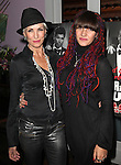 Amra-Faye Wright  & daughter celebrating Billy Ray Cyrus making his Broadway Debut  in 'Chicago' at Victor's Cafe in New York City on 11/05/2012