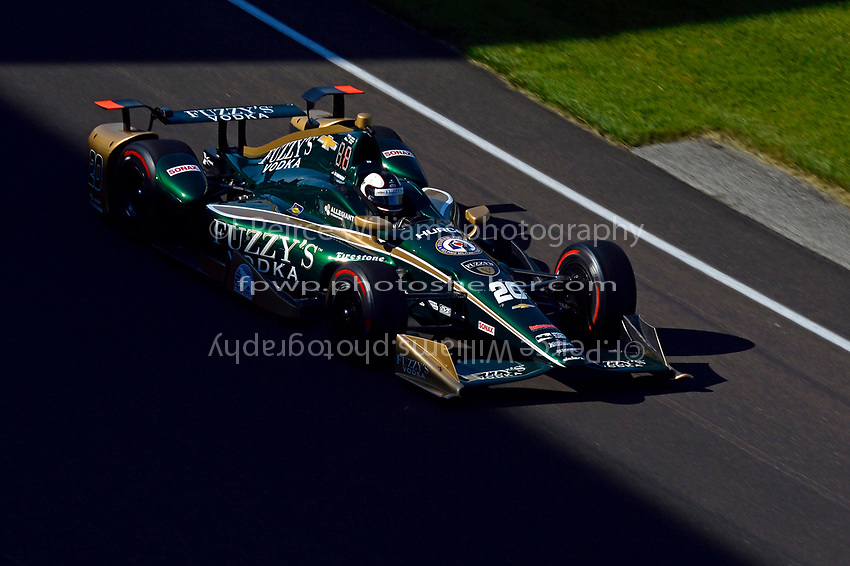 Verizon IndyCar Series<br /> Indianapolis 500 Practice<br /> Indianapolis Motor Speedway, Indianapolis, IN USA<br /> Monday 15 May 2017<br /> Ed Carpenter, Ed Carpenter Racing Chevrolet<br /> World Copyright: F. Peirce Williams