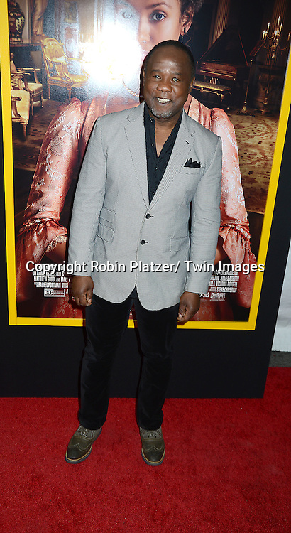 "Isiah Whitlock  attends the New York Premiere of "" Belle"" on April 28, 2014 at The Paris Theatre in New York City, New York, USA."