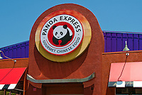 Panda Express, fast casual, restaurant, chain, American Chinese cuisine, Drive Through, Burbank, CA