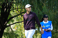 Jack Singh Brar (ENG) during the first round of the Kazakhstan Open presented by ERG played at Zhailjau Golf Resort, Almaty, Kazakhstan. 13/09/2018<br /> Picture: Golffile | Phil Inglis<br /> <br /> All photo usage must carry mandatory copyright credit (&copy; Golffile | Phil Inglis)