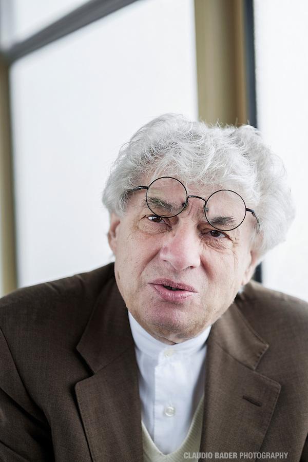 Mario Botta Architekt, Baustelle am Monte Generoso