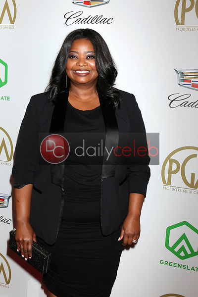 Octavia Spencer<br /> at the 2019 Producer's Guild Awards, Beverly Hilton Hotel, Beverly Hills, CA 01-19-19<br /> David Edwards/DailyCeleb.com 818-249-4998