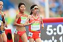 (L to R) <br /> Hanami Sekine, <br /> Yuka Takashima (JPN), <br /> AUGUST 12, 2016 - Athletics : <br /> Women's 10000m Final <br /> at Olympic Stadium <br /> during the Rio 2016 Olympic Games in Rio de Janeiro, Brazil. <br /> (Photo by YUTAKA/AFLO SPORT)