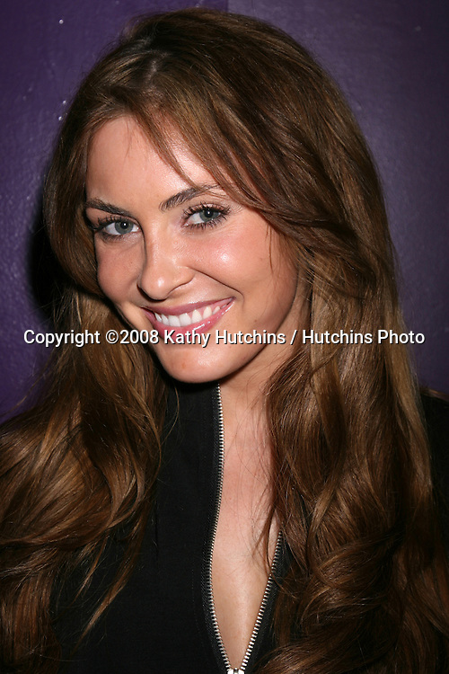 Bobbi Sue Luther arriving at the Alphabet Killer Screening at the Laemmle's Monica 4 Theaters in Santa Monica, CA.November 14, 2008.©2008 Kathy Hutchins / Hutchins Photo....