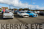 Vintage Ford Escorts on display at the Kerry Motors Works Tralee Fair in Banna on Sunday morning.<br />  .