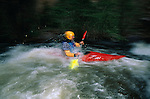 water, man, kayaking, action, blur, motion, sport, adventure, Colorado, Rocky Mountains, USA