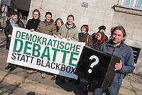 2016/03/09 Berlin | Protest gegen Vergabe des Stromnetz