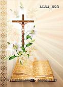 Sinead, EASTER RELIGIOUS, paintings+++++,LLSJE03,#er# Ostern, religiös, Pascua, relgioso, illustrations, pinturas
