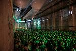 07.02.2019, Alte Werft, Bremen, GER, 1.FBL, 120 Jahre SV Werder Bremen - 120 Jahre Lauter - das Konzert<br /> <br /> im Bild<br /> Halle ist voll vor Konzertbeginn, Feature, <br /> <br /> Der Fussballverein SV Werder Bremen feiert sein 120-jähriges Bestehen. In der Alten Werft Bremen findet anläßlich des Jubiläums ein Konzert für Fans statt. <br /> <br /> Foto © nordphoto / Ewert