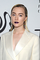 NEW YORK, NY - JANUARY 3: Saoirse Ronan at the New York Film Critics Circle Awards at TAO Downtown in New York City on January 3, 2018. <br /> CAP/MPI/JP<br /> &copy;JP/MPI/Capital Pictures