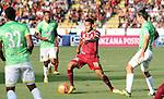 Deportes Tolima venció como local 4-2 en penales (2-2 en el global) a Atlético Bucaramanga. Semifinales Liga Águila II-2016.