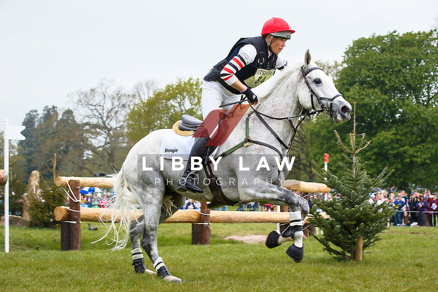 NZL-Lucy Jackson (BOSUN) ELIMINATED: CROSS COUNTRY: 2016 GBR-Mitsubishi Motors Badminton Horse Trials CCI4* (Saturday 7 May) CREDIT: Libby Law COPYRIGHT: LIBBY LAW PHOTOGRAPHY