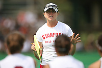 STANFORD, CA - AUGUST 19:  Jordan Marotta of the Stanford Cardinal during Stanford's 4-1 exhibition win over the University of the Pacific on August 19, 2008 at the Varsity Field Turf in Stanford, California.