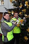 Alex Lyons and Adam Powell at the Launch of the Rotary Annual Memory Tree...(Photo credit should read Jenny Matthews www.newsfile.ie)....This Picture has been sent you under the conditions enclosed by:.Newsfile Ltd..The Studio,.Millmount Abbey,.Drogheda,.Co Meath..Ireland..Tel: +353(0)41-9871240.Fax: +353(0)41-9871260.GSM: +353(0)86-2500958.email: pictures@newsfile.ie.www.newsfile.ie.