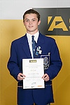 Boys Triathlon winner Alex George. ASB College Sport Young Sportperson of the Year Awards 2007 held at Eden Park on November 15th, 2007.