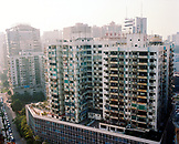 CHINA, Macau, Asia, apartment buildings