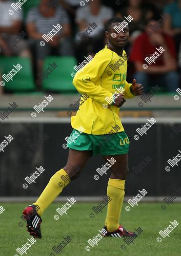 2009-07-22 / Voetbal / seizoen 2009-2010 / Witgoor Dessel / Bula Bula Alafu..Foto: Maarten Straetemans (SMB)