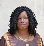 Alfreda Anderson is coordinator of ministries for United Methodist Women in Liberia.
