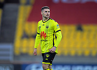 Wellington's Gary Hooper during the A-League football match between Wellington Phoenix and Perth Glory at Westpac Stadium in Wellington, New Zealand on Sunday, 27 October 2019. Photo: Dave Lintott / lintottphoto.co.nz
