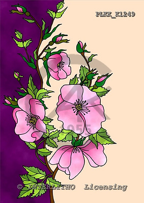 Kris, FLOWERS, paintings, PLKKK1249,#f#