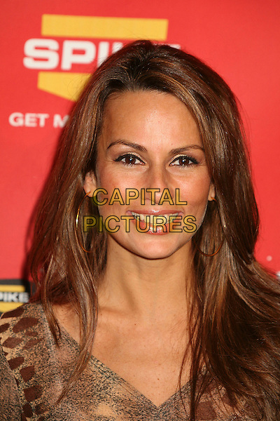 PATRICIA KARA.Spike TV's 2006 Video Game Awards at the Galen Center - Arrivals, Los Angeles, California, USA, 08 December 2006..portrait headshot.CAP/ADM/BP.©Byron Purvis/Admedia/Capital Pictures