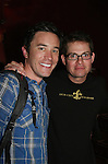As The World Turns' Tom Pelphrey & Trent Dawson at Trent Dawson's 6th Annual Martinis With Henry on April 17, 2010 at Latitude, New York City, New York. (Photo by Sue Coflin/Max Photos)