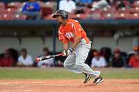 Bowling Green Falcons Brandon Howard (11) during a game against the Illinois State Redbirds on March 11, 2015 at Chain of Lakes Stadium in Winter Haven, Florida.  Illinois State defeated Bowling Green 8-7.  (Mike Janes/Four Seam Images)