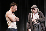 Sebastian Naskaris & Jarlath Conroy star in Harold Pinter's The Homecoming at Centerstage, Baltimore, Maryland. Dress Rehearsal - January 27, 2011. (Photos by Sue Coflin/Max Photos)