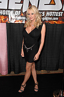 ***FILE PHOTO*** Stormy Daniels' Lawyer says Stormy can back her claim off relationship to Donald Trump and payoff <br /> <br /> Stormy Daniels pictured at EXXXotica Miami Beach at the Miami Beach Convention Center on April 19, 2008.<br /> CAP/MPI04<br /> &copy;MPI04/Capital Pictures