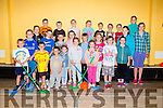 children enjoying the ÓGRAS Irish Summer Camp at Ballyheigue  Community Centre on Monday