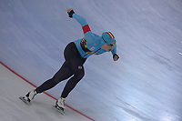 SPEEDSKATING: HAMAR: Vikingskipet, 28-02-2020, ISU World Speed Skating Championships,  Sprint, 1000m Ladies, Stien Vanhoutte (BEL), ©photo Martin de Jong