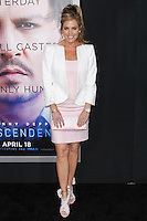 "WESTWOOD, LOS ANGELES, CA, USA - APRIL 10: Sandra Taylor at the Los Angeles Premiere Of Warner Bros. Pictures And Alcon Entertainment's ""Transcendence"" held at Regency Village Theatre on April 10, 2014 in Westwood, Los Angeles, California, United States. (Photo by Xavier Collin/Celebrity Monitor)"