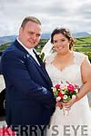 Karen Curtin, Listowel, and Tommy O'Sullivan were married at the Church of Our Lady of the Assumption, Rathea, Lixnaw, by Fr. Brick on Thursday 27th April 2017 with a reception at Ballyroe Heights Hotel