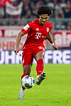 09.11.2019, Allianz Arena, Muenchen, GER, 1.FBL,  FC Bayern Muenchen vs. Borussia Dortmund, DFL regulations prohibit any use of photographs as image sequences and/or quasi-video, im Bild Serge Gnabry (FCB #22) <br /> <br />  Foto © nordphoto / Straubmeier