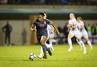 STANFORD, CA - August 24, 2018: Catarina Macario at Laird Q. Cagan Stadium. The Stanford Cardinal defeated the USF Dons 5-1.