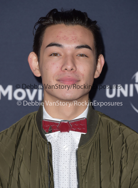 Ryan Potter attends The Los Angeles premiere of<br /> MANNY at The TCL Chinese Theater  in Hollywood, California on January 20,2015                                                                               © 2015 Hollywood Press Agency