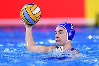 8 ITA BIANCONI Roberta Italy <br />  <br /> Budapest 12/01/2020 Duna Arena <br /> GERMANY (white caps) Vs. ITALY (blue caps)<br /> XXXIV LEN European Water Polo Championships 2020<br /> Photo  © Andrea Staccioli / Deepbluemedia / Insidefoto