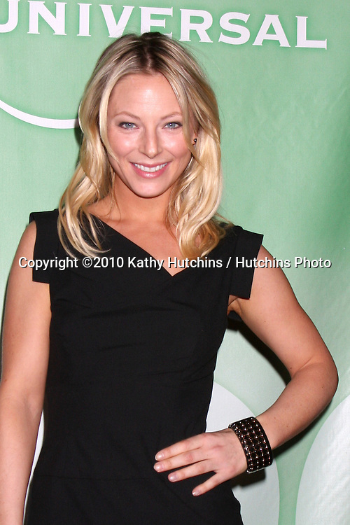 Anastasia Griffith.arriving at the 2010 Winter NBC TCA Party .Langford Hotel.Pasadena, CA.January 10, 2010.©2010 Kathy Hutchins / Hutchins Photo....
