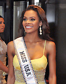 Washington,DC - April 26, 2008 -- Crystle Stewart,  Miss  USA arrives at the Washington Hilton Hotel in Washington, D.C. on Saturday, April 26, 2008 for the annual White House Correspondents Association (WHCA) Dinner..Credit: Ron Sachs / CNP.(RESTRICTION: NO New York or New Jersey Newspapers or newspapers within a 75 mile radius of New York City)