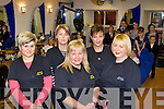 Anne O'Sullivan and her staff who are all ready with the 2011 Confirmation and Holy Communion in Killarney Hair Studio l-r: Krystyna Labuola, Sharon O'Boyle, Anne O'Shea, Joan Davies and Catherine Brosnan