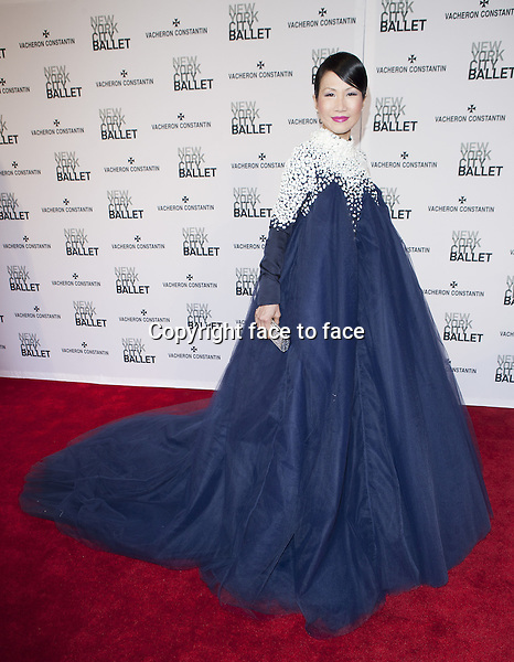 NEW YORK, NY - MAY 8: Chiu-Ti Jansen attends New York City Ballet's Spring 2013 Gala at David H. Koch Theater, Lincoln Center on May 8, 2013 in New York City...Credit: MediaPunch/face to face..- Germany, Austria, Switzerland, Eastern Europe, Australia, UK, USA, Taiwan, Singapore, China, Malaysia, Thailand, Sweden, Estonia, Latvia and Lithuania rights only -
