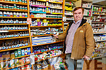 Dan Horan of Horan's Health Store in Rock St, Tralee