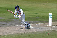 Adam Wheater in batting action for Essex during Lancashire CCC vs Essex CCC, Specsavers County Championship Division 1 Cricket at Emirates Old Trafford on 11th June 2018