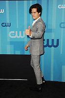 www.acepixs.com<br /> May 18, 2017 New York City<br /> <br /> Cole Sprouse attending arrivals for CW Upfront Presentation in New York City on May 18, 2017.<br /> <br /> Credit: Kristin Callahan/ACE Pictures<br /> <br /> <br /> Tel: 646 769 0430<br /> Email: info@acepixs.com