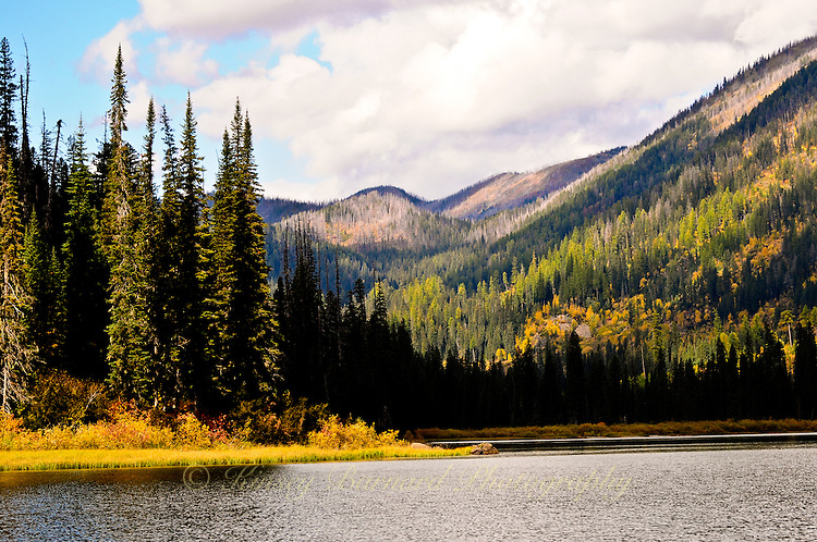 &quot;HANDKERCHIEF LAKE&quot;<br />